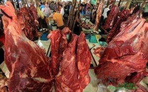 Ini Biang Keladi Harga Daging Sapi Tembus Rp140.000/Kg