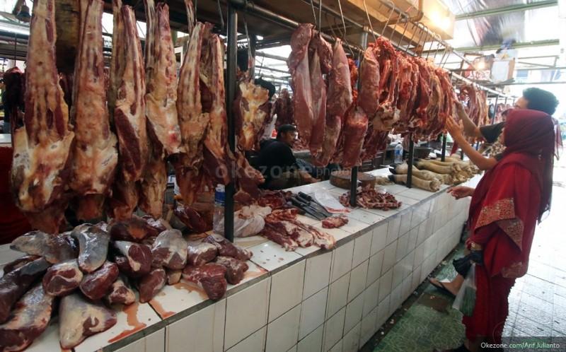 Kapan Harga Daging Sapi Bisa Dijual di Bawah Rp100.000 Kg