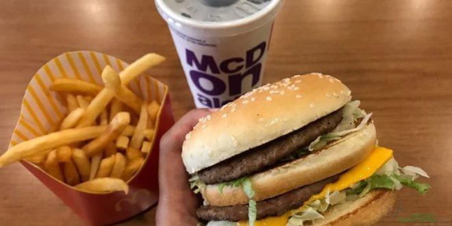 McDonald's Bakal Kurangi Penggunaan Antibiotik pada Daging Sapi