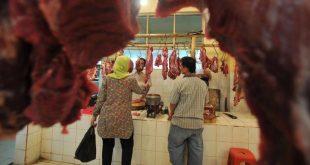 Jelang Natal dan Tahun Baru Harga Daging Sapi Stabil di Rp120.000 per Kg